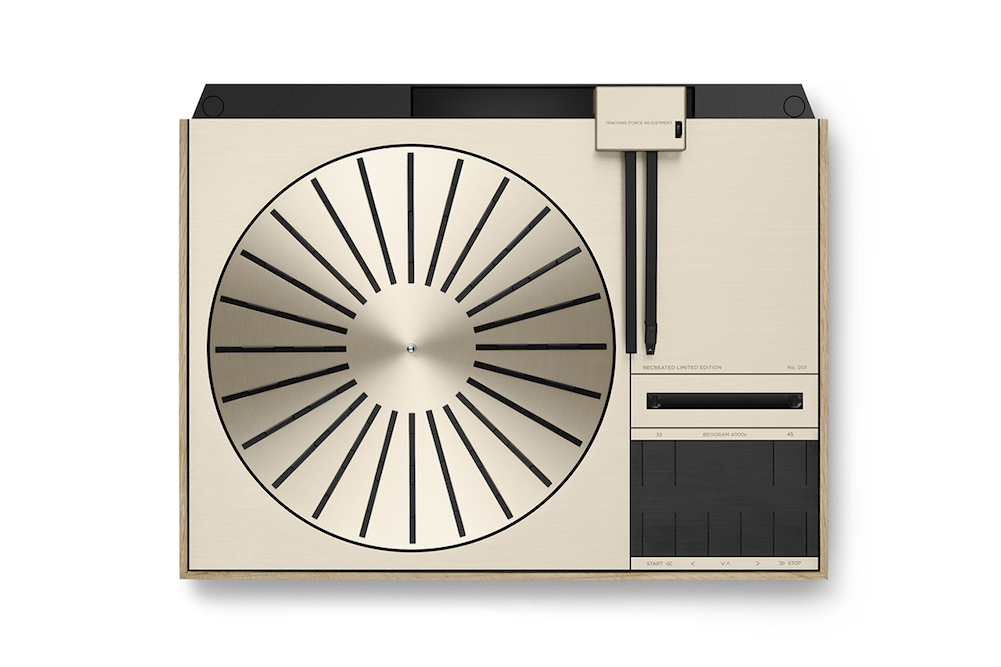 A Classic. Reborn. Bang & Olufsen's Beogram 4000c – Recreated Limited Edition