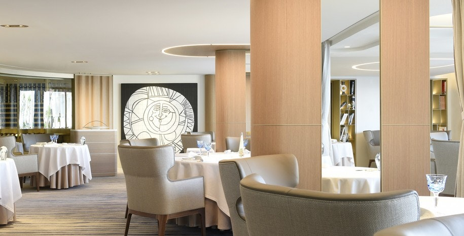 La Vague d'Or at Cheval Blanc St-Tropez, a magical journey between land and sea