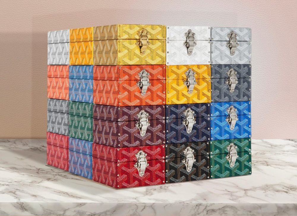 Discover Maison Goyard's timeless Art of Living and Travelling