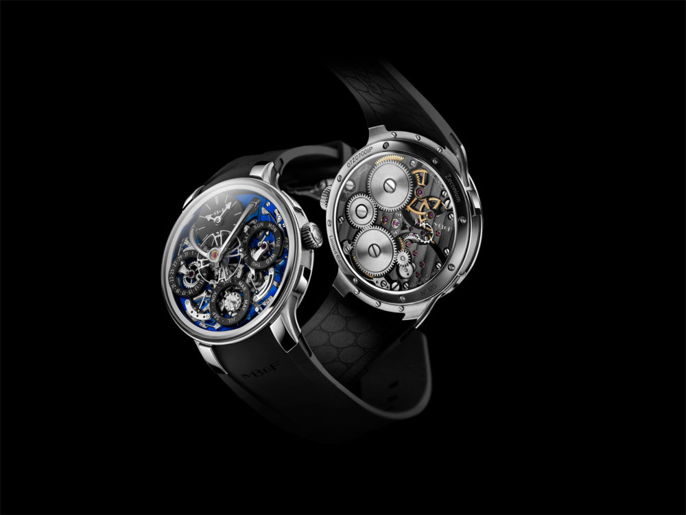 The LM Perpetual EVO introduces a new paradigm for MB&F