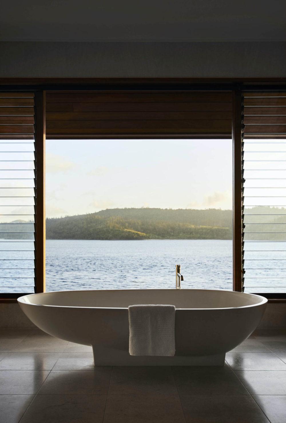 Qualia, a private world of sensory perfection on Hamilton Island, Australia