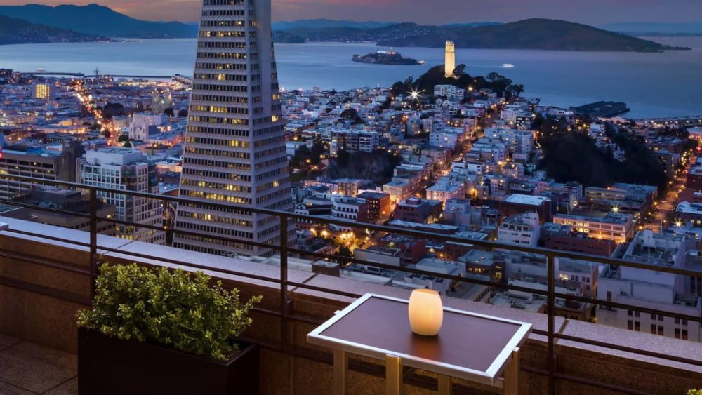 Experience sky-high luxury at the new Four Seasons Hotel San Francisco at Embarcadero