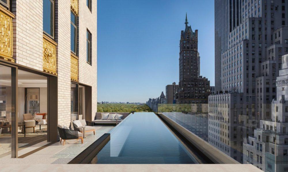 Aman New York, introducing the first urban Aman Residences