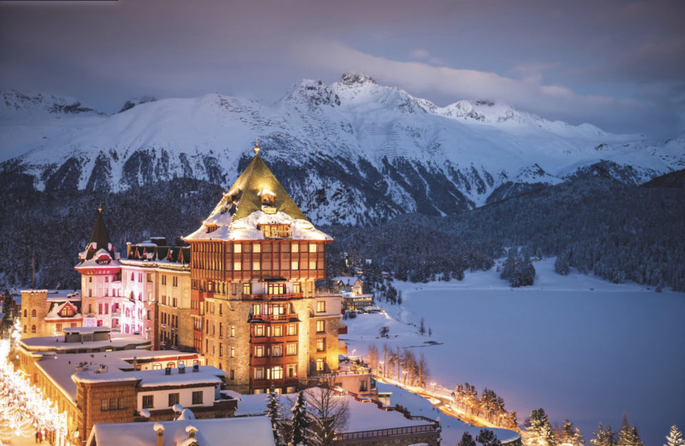 Experience legendary service in the heart of St. Moritz at Badrutt's Palace