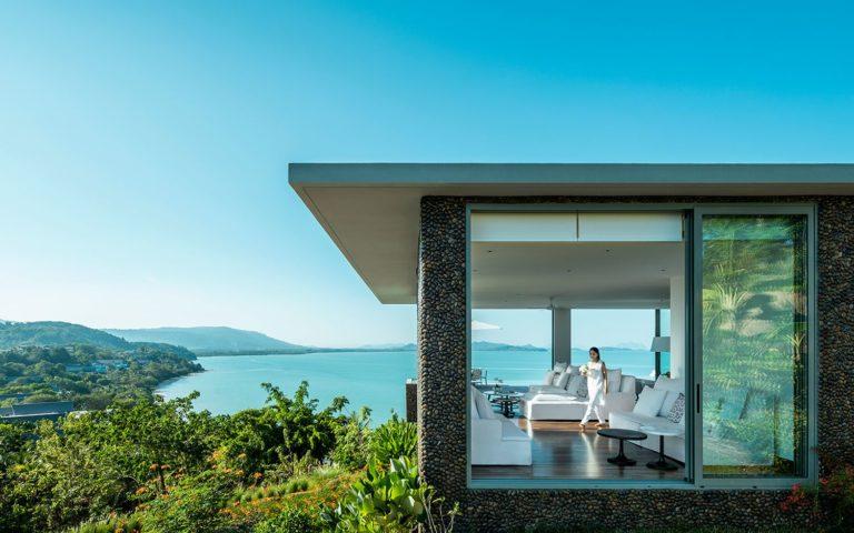 Como Point Yamu, Phuket—exquisite residences with 360-degree views across the Andaman Sea