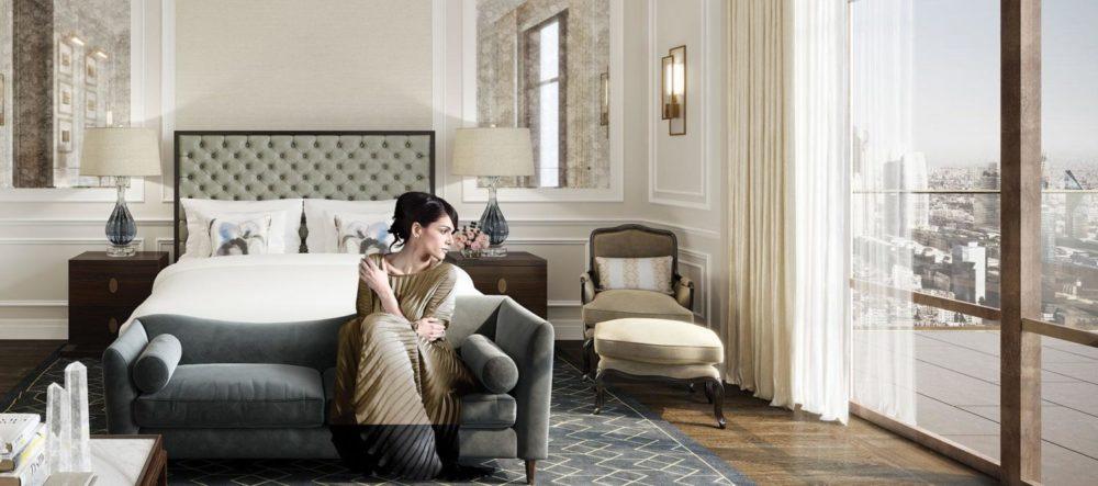 Discover a timeless setting, The Ritz-Carlton Residences, Amman