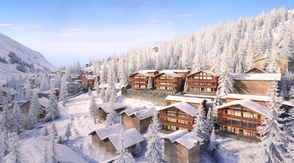 The Ritz-Carlton, Zermatt scheduled to open for 2026 is the brand's first ski resort in Europe