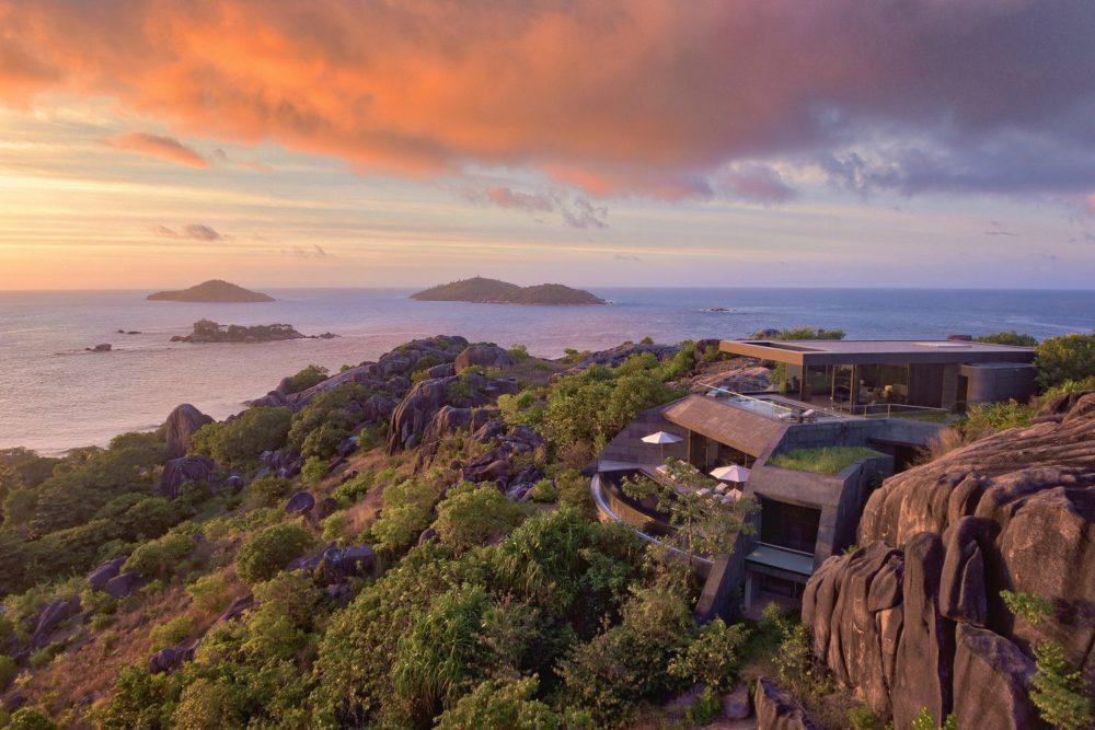 Six Senses Zil Pasyon, Private Residences, Seychelles