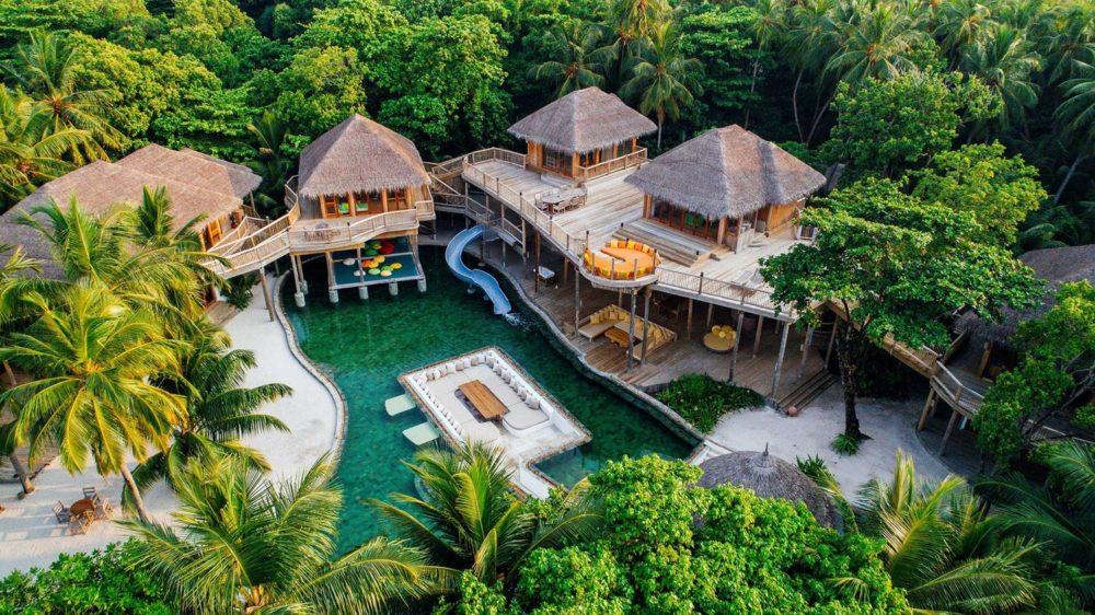 Sovena Fushi, Private Residences, Maldives
