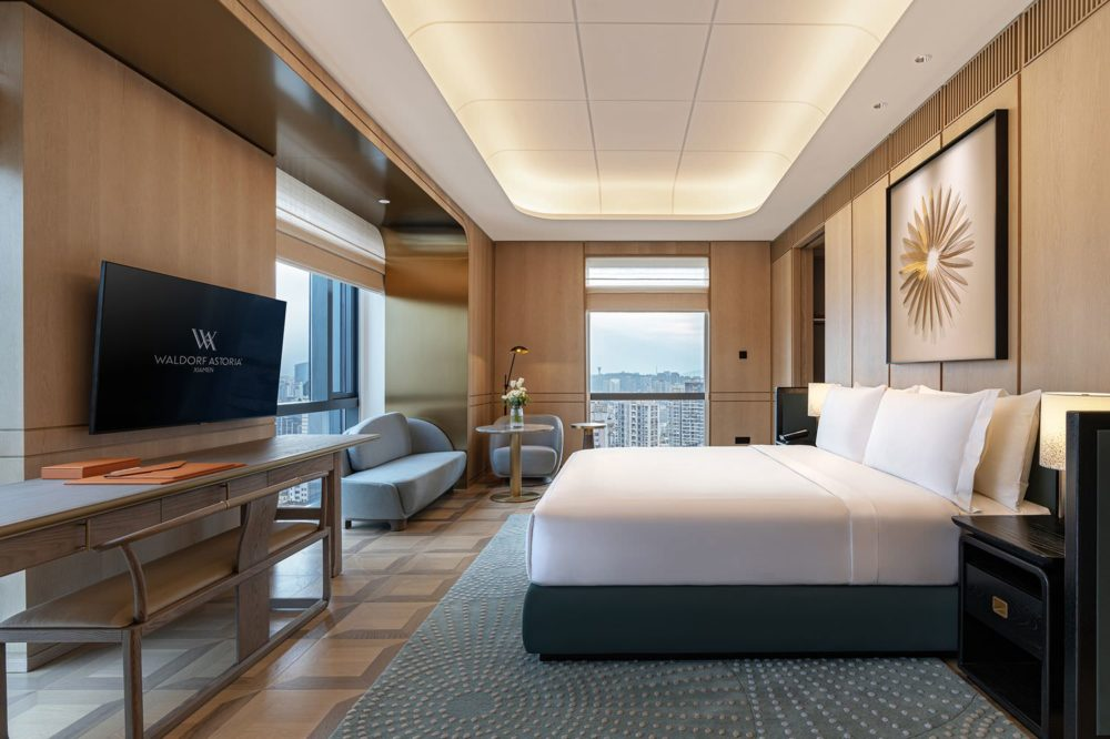 Waldorf Astoria opens in Xiamen with a neo-classical fusion of Nanyang tradition