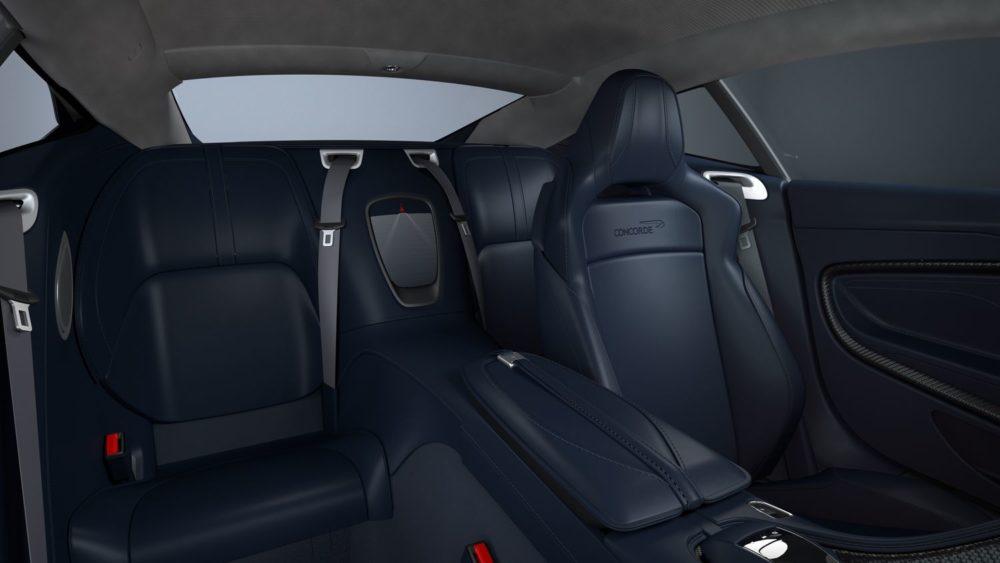 Aston Martin's DBS Superleggera Concorde Edition leaves production line