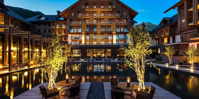 The Chedi Andermatt Private Residences, Switzerland offer the ultimate alpine experience