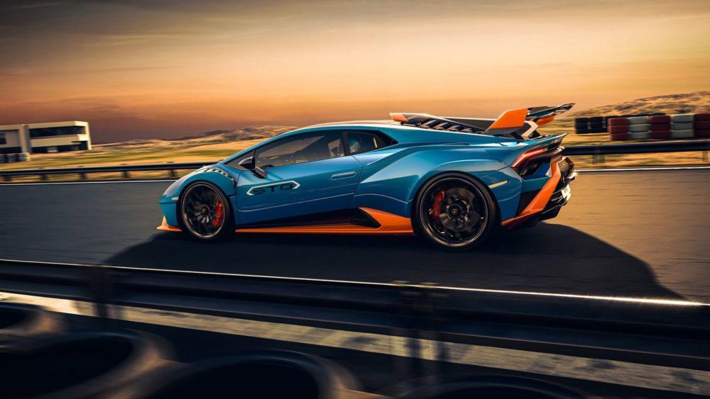 Lamborghini presents the Huracán STO – Super Trofeo Omologata