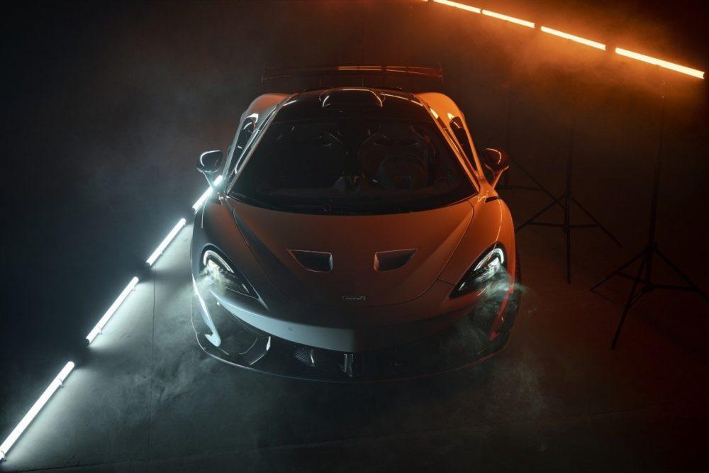 Novitec's Mclaren 620R delivers breathtaking performance on the road