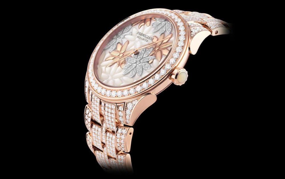 Parmigiani Fleurier's Tonda Reine de Mai marries mechanical watchmaking and métiers d'art