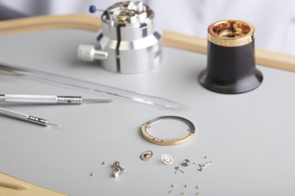 Vacheron Constantin Traditionnelle tourbillon, gravity defied in a subtle and sophisticated way