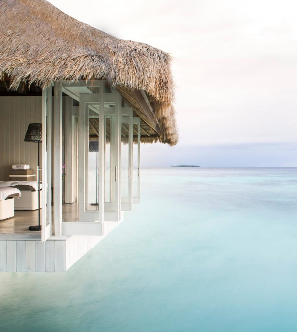 Cheval Blanc Randheli, an island entirely dedicated to spa rituals and well-being