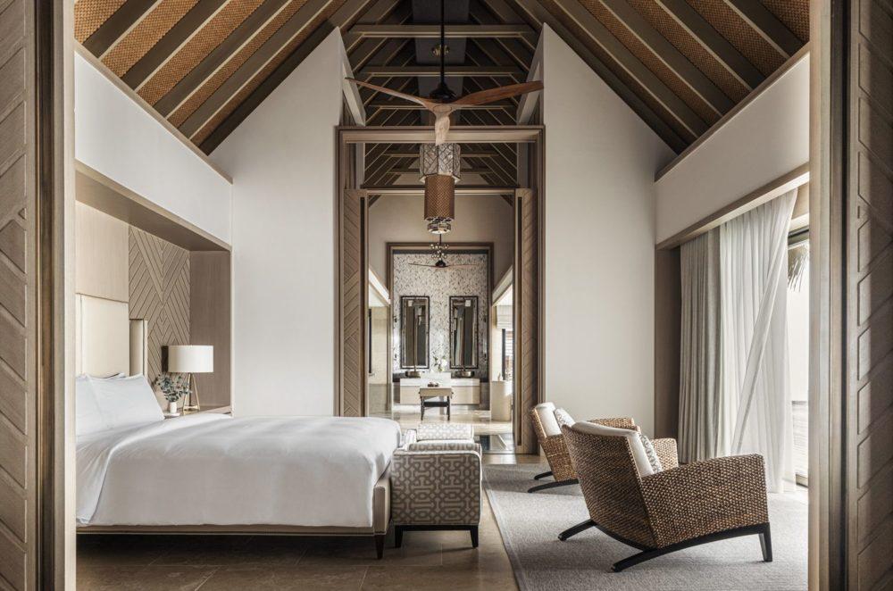 Introducing Waldorf Astoria Maldives Ithaafushi—the largest Maldivian private island for 2021
