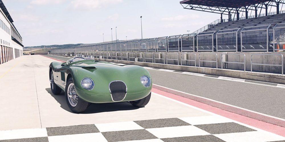 Celebrating 70: Jaguar C-type joins classic continuation family