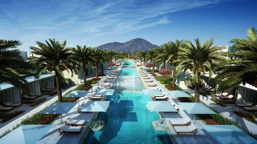 The Ritz-Carlton, Paradise Valley offers a luxury experience inspired by its surroundings