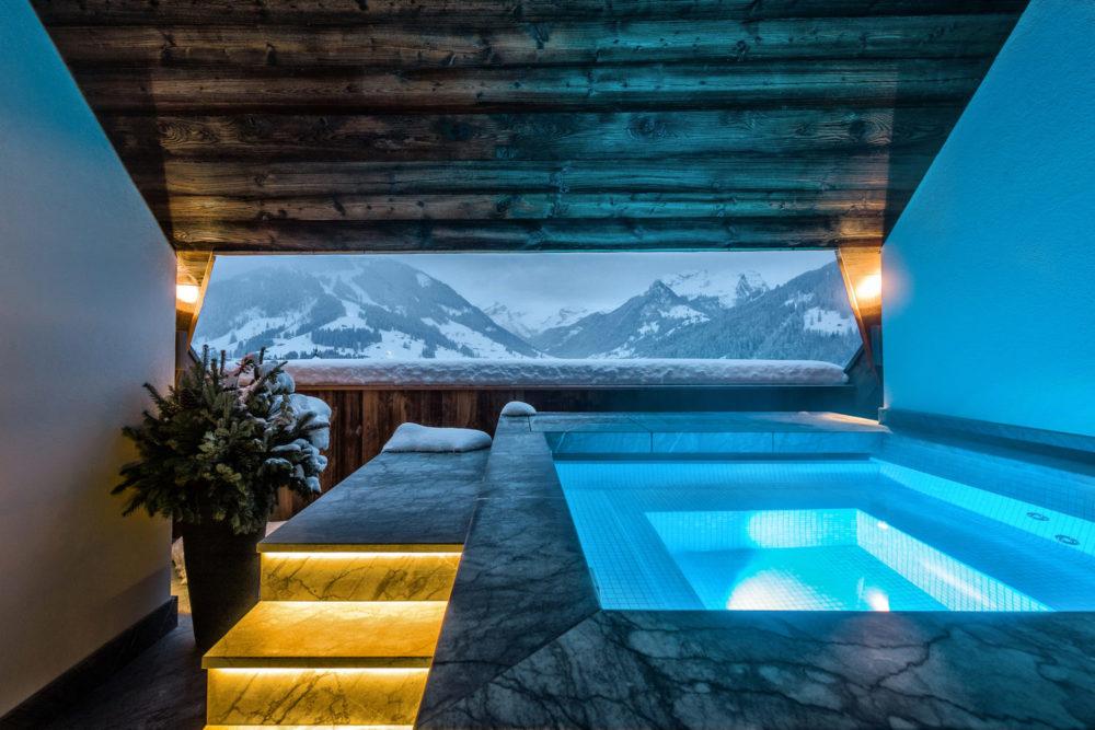 Unwind in Gstaad's finest alpine retreat at The Alpina Gstaad