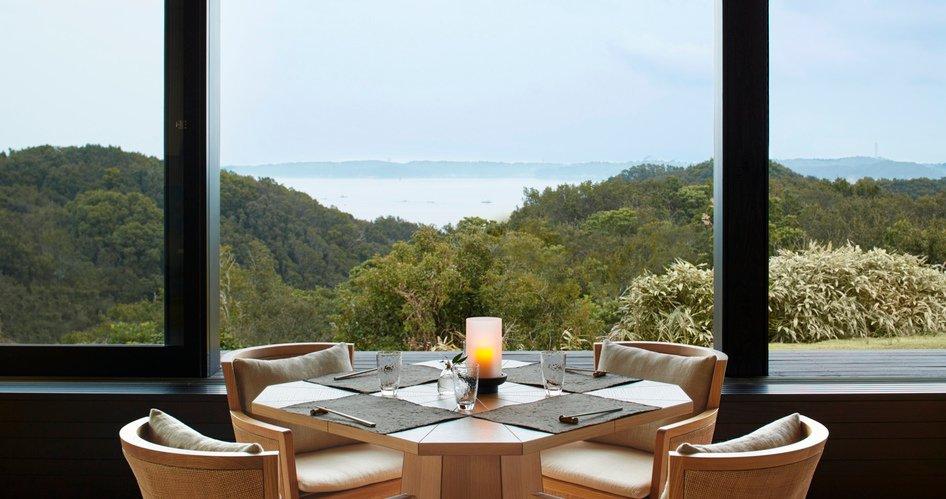 Amanemu Private Residences, Japan is a serene wellness destination