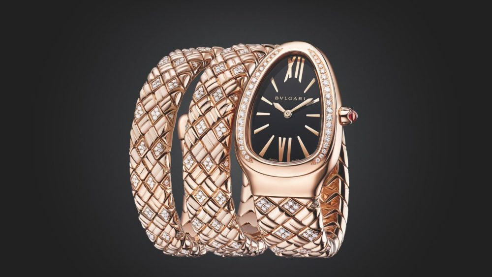 Introducing Bulgari's new Serpenti 2021 Spiga Watches