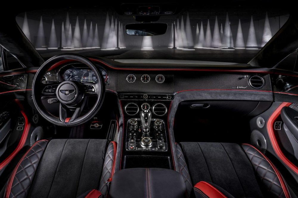 The 2022 Bentley Continental GT Speed is the most capable, performance-focused Bentley ever