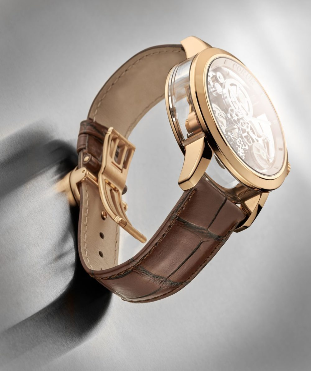 The Corum LAB 02 is a perfect example of extraordinary craftsmanship