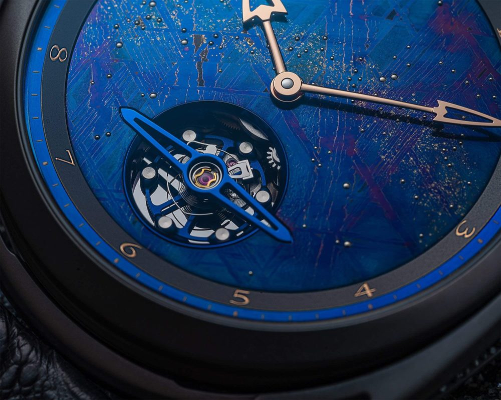 Beauty from above and beyond — The De Bethune DB28XP Meteorite