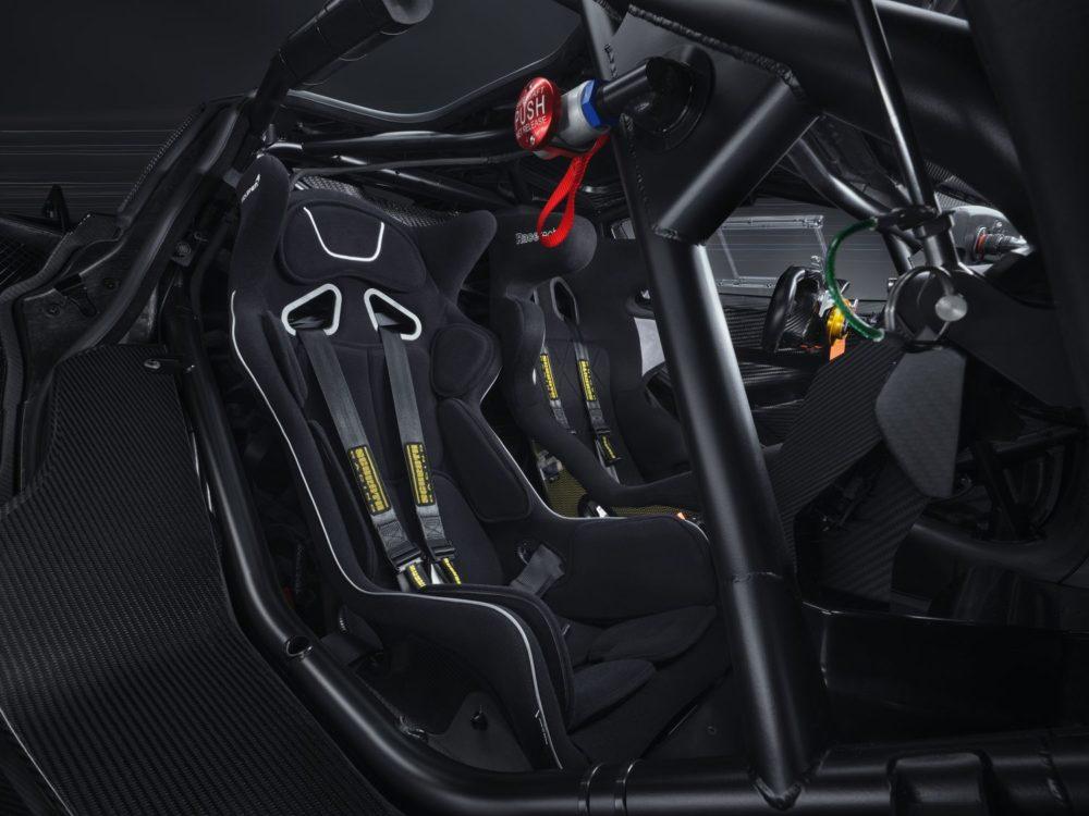 McLaren Customer Racing presents the McLaren 720S GT3X track day model