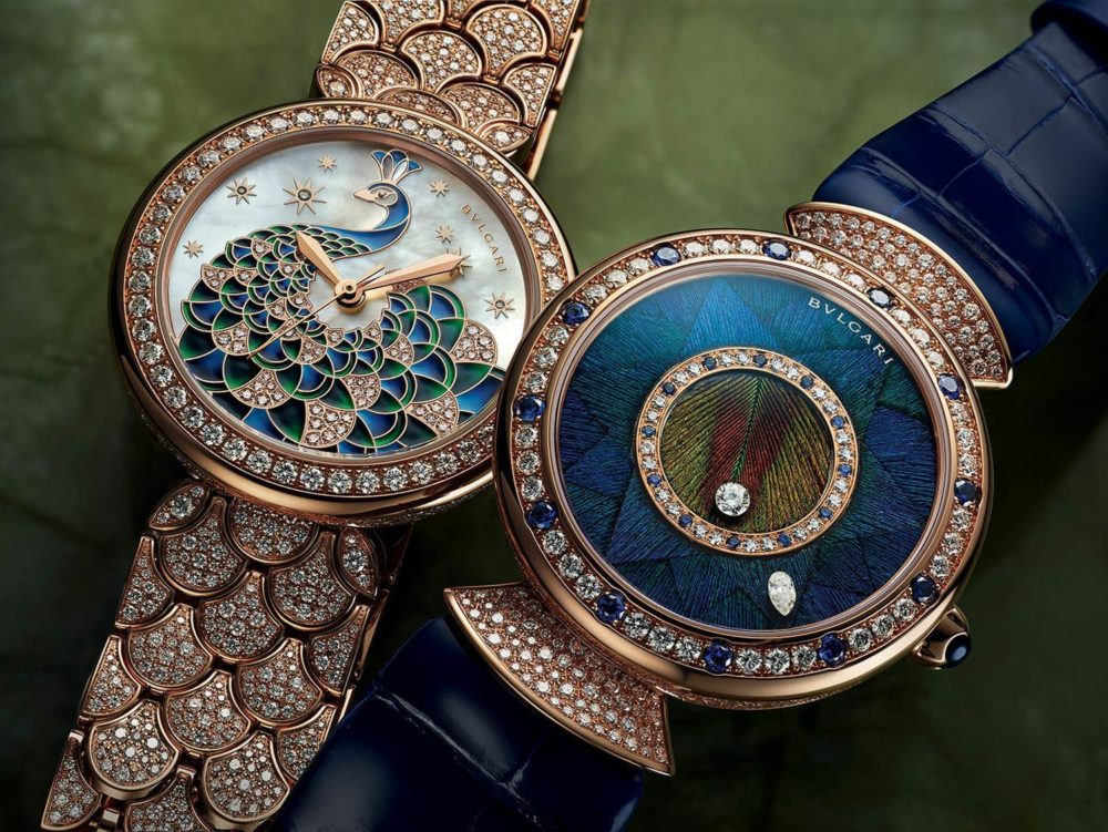 Bvlgari introduces three new Divas' Dream watches for 2021