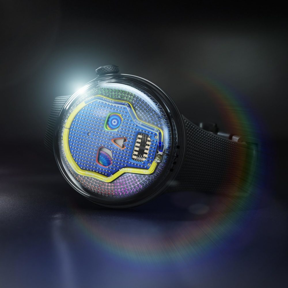 HYT Soonow Instant Rainbow calls us on having a broader appreciation of time