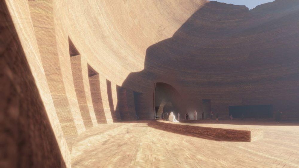Jean Nouvel's hidden 'masterpiece' resort in AlUla, Northwest Arabia set to debut in 2024