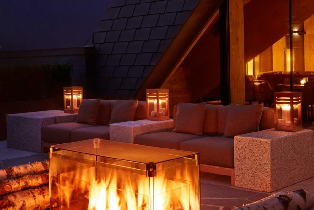 Lefay Wellness Residences offer a combination of luxury and the splendour of the scenic Dolomites