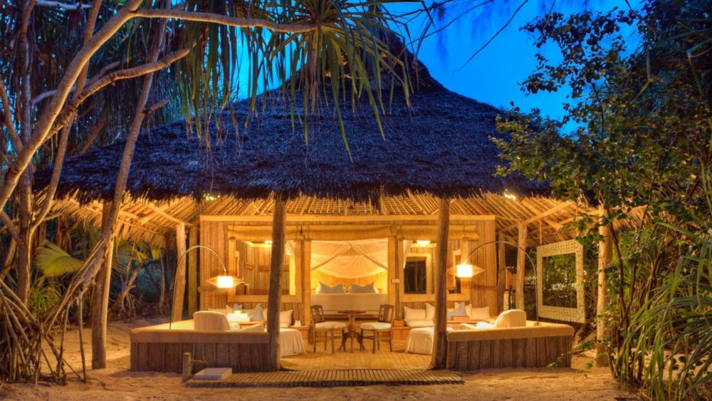 Escape to Mnemba Island, an exclusive barefoot paradise hidden on the northernly tip of Zanzibar