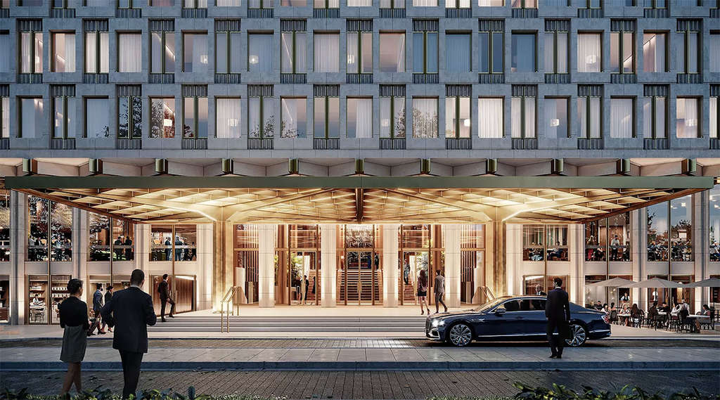 The Chancery Rosewood is set to deliver Rosewood's iconic residential atmosphere in London