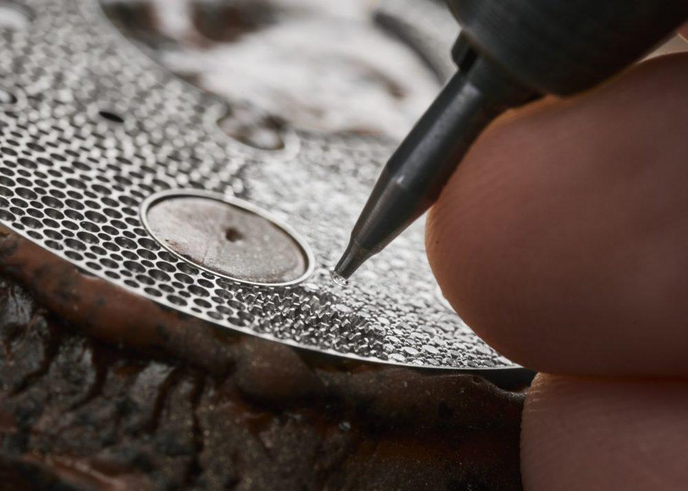 The Sparkling Free Wheel by Ulysse Nardin is a true work of art