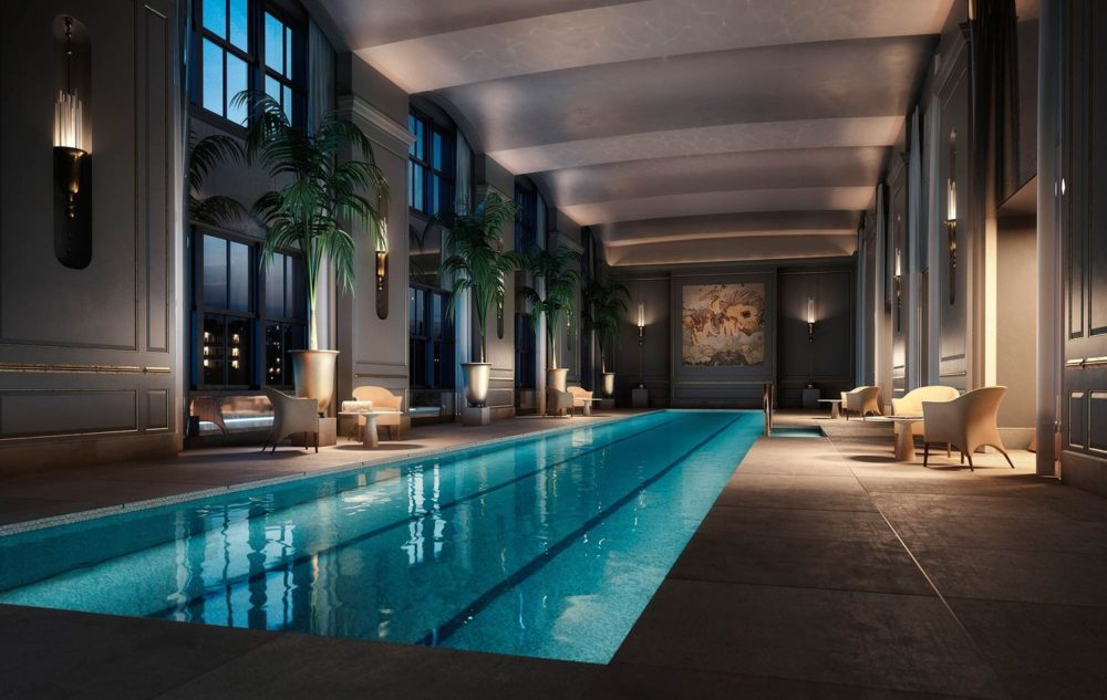 111 West 57th Street, New York is a modern masterpiece perfectly centered on Central Park