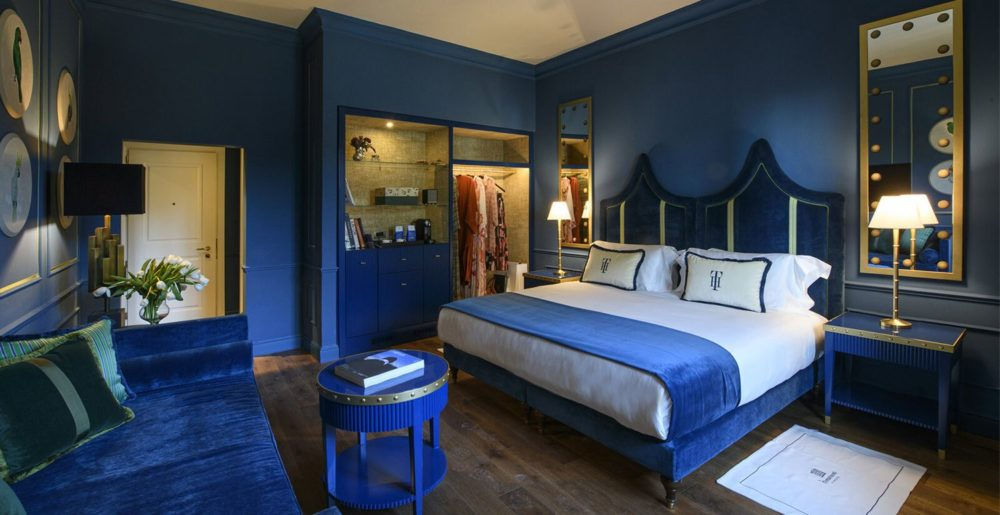A portrayal of Florence at its best, IL Tornabuoni hotel will soon start accepting guests