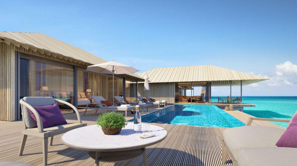 The inspiring Capella Maldives, Fari Islands is set to debut in 2023