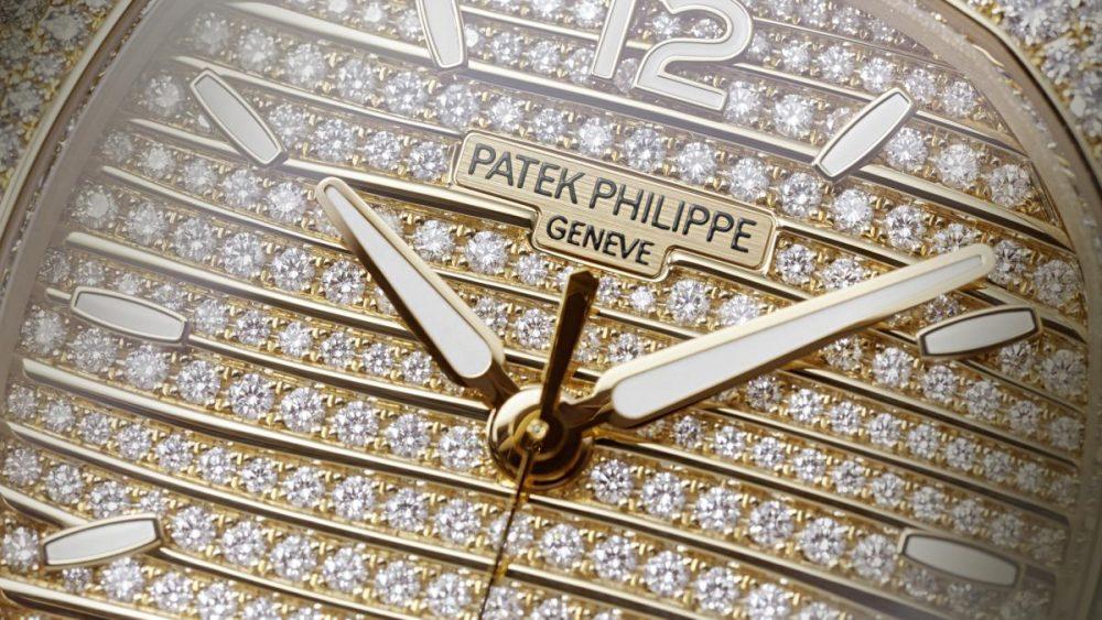 Introducing the Patek Philippe Ref. 7118/1450R-001 Nautilus Haute Joaillerie