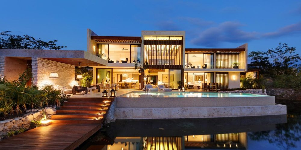 Discover luxurious Riviera Maya residences at Rosewood Mayakoba