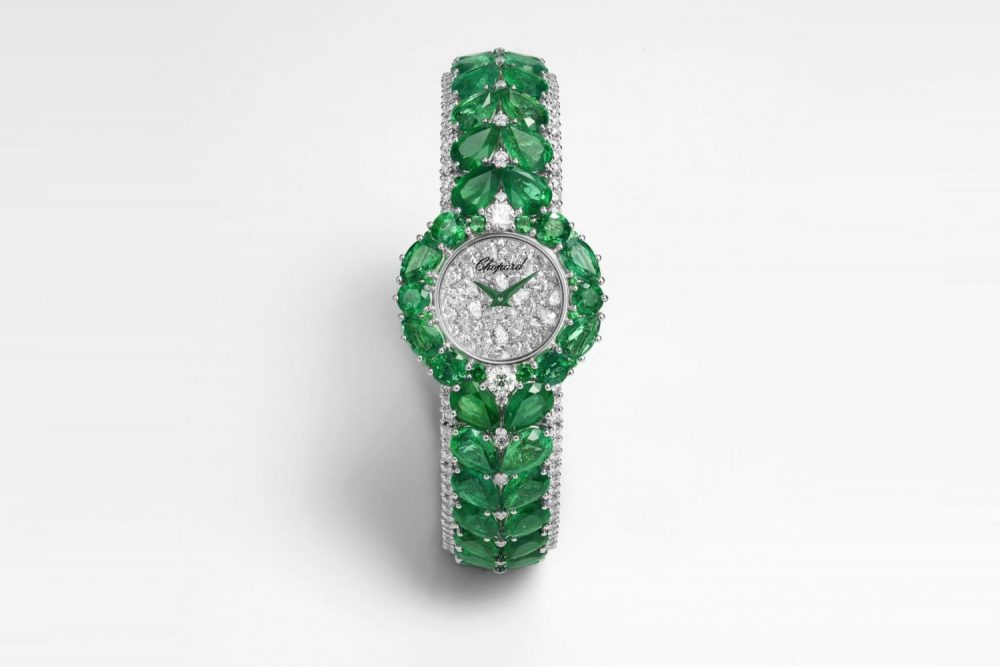 Introducing Esperanza, the first treasure in Chopard's Red Carpet Collection