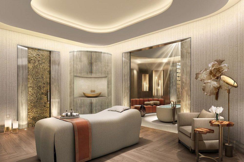 The St Regis Dubai, The Palm opens on Palm Jumeirah