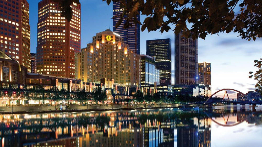 The Langham, Melbourne is a sanctuary amidst the city's captivating Arts and Leisure district