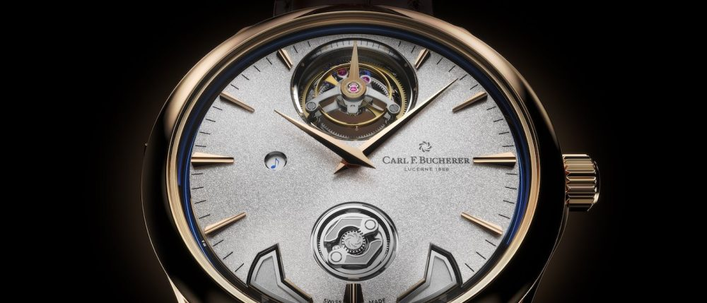 Carl F. Bucherer presents the Manero Minute Repeater Symphony