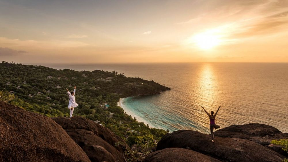 Escape to a secluded retreat on one of the most coveted islands in the world: welcome to Four Seasons Seychelles