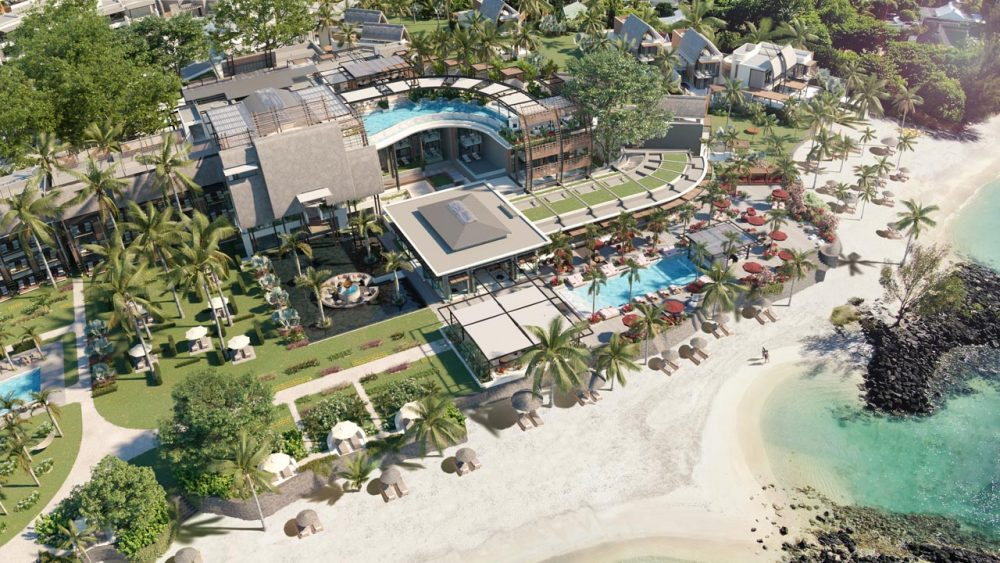 LUX* Grand Baie Resort in Mauritius is set to debut in November 2021