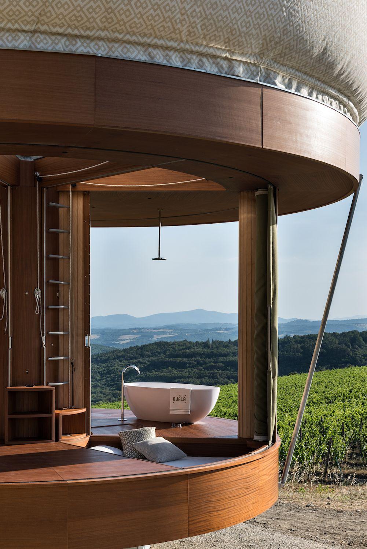 Experience sustainable luxury at Casa Ojalá Rosewood Castiglion Del Bosco, Montalcino